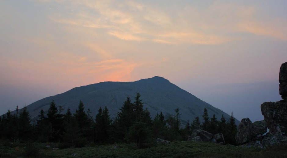 Зигальга. Гора Малый Шелом